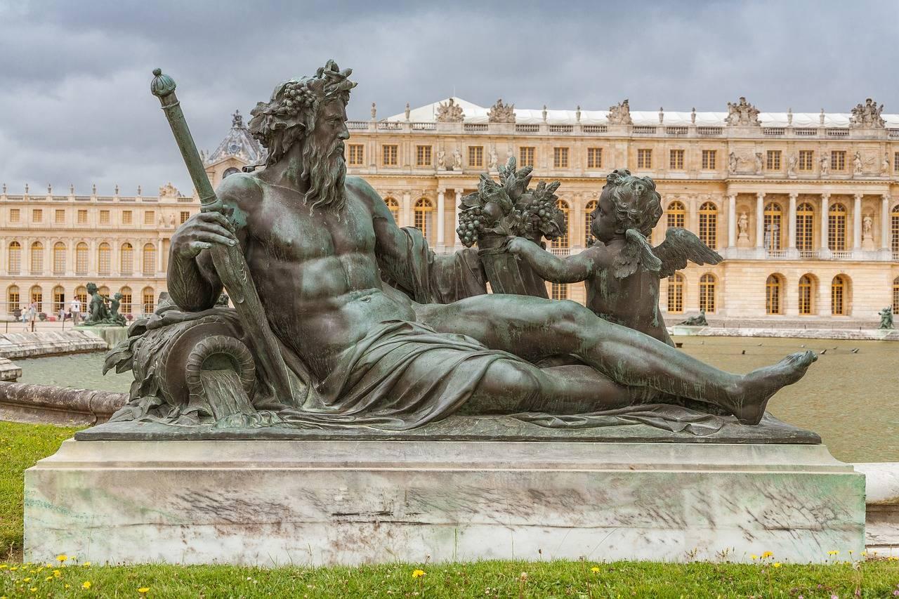 замок Версаля