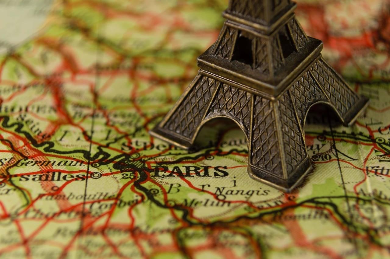 巴黎的历史