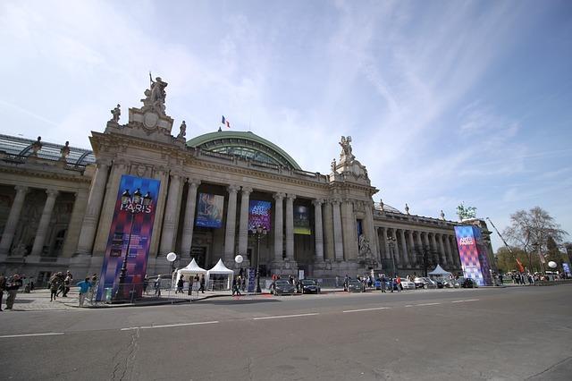 Le petit Palais Le grand Palais