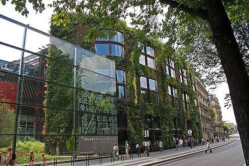 museo de artes primitivas paris
