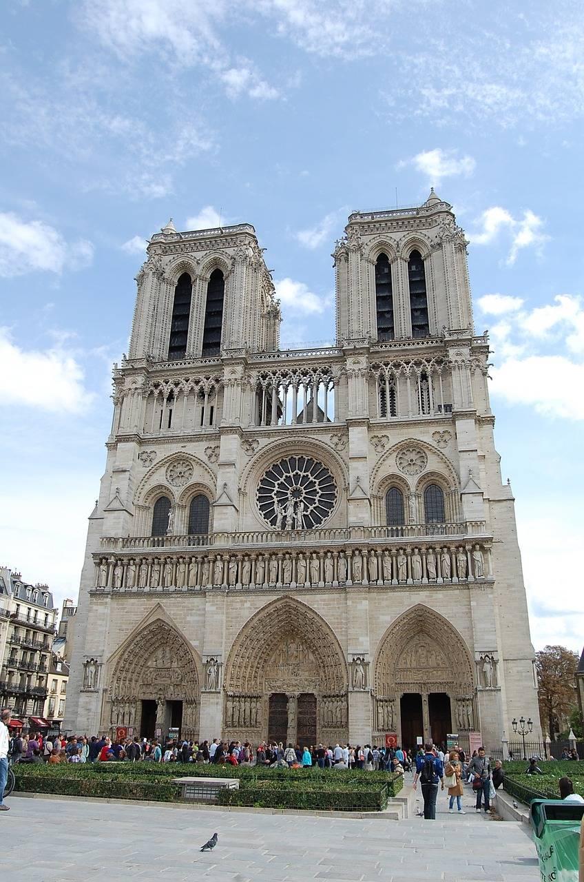 Нотр-Дам из Парижа