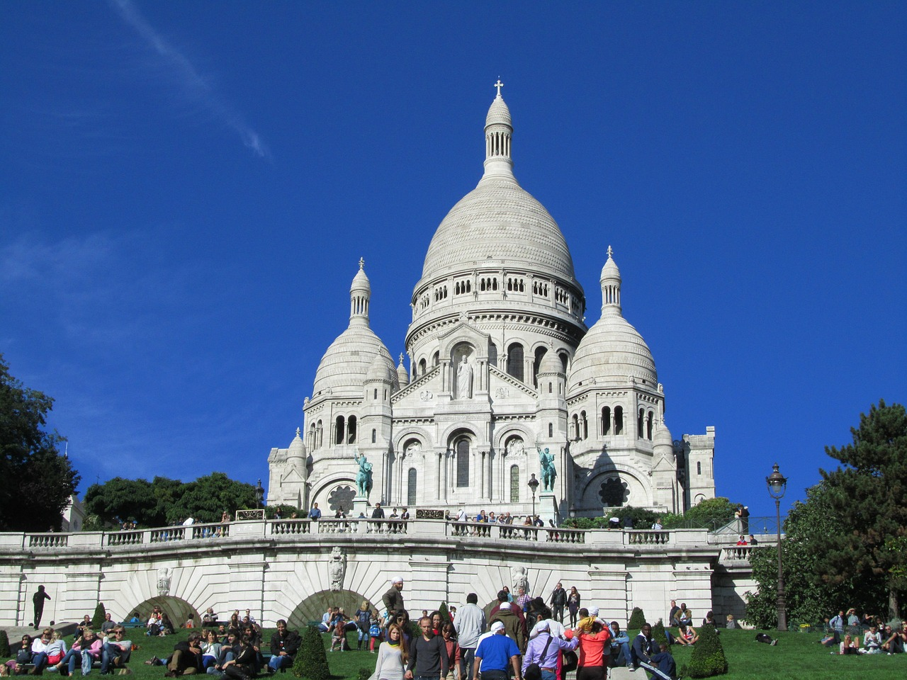 La Basílica del Sagrado Corazón