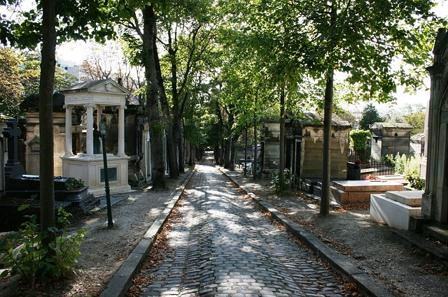 拉雪兹神父公墓