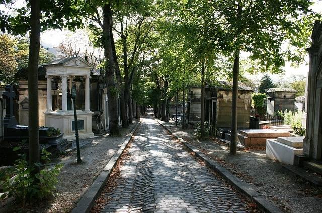 ペールラシェーズ墓地