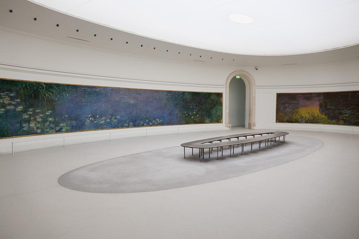 Das Orangerie-Museum