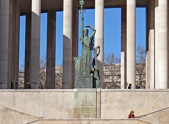 Palais tokyo Paris