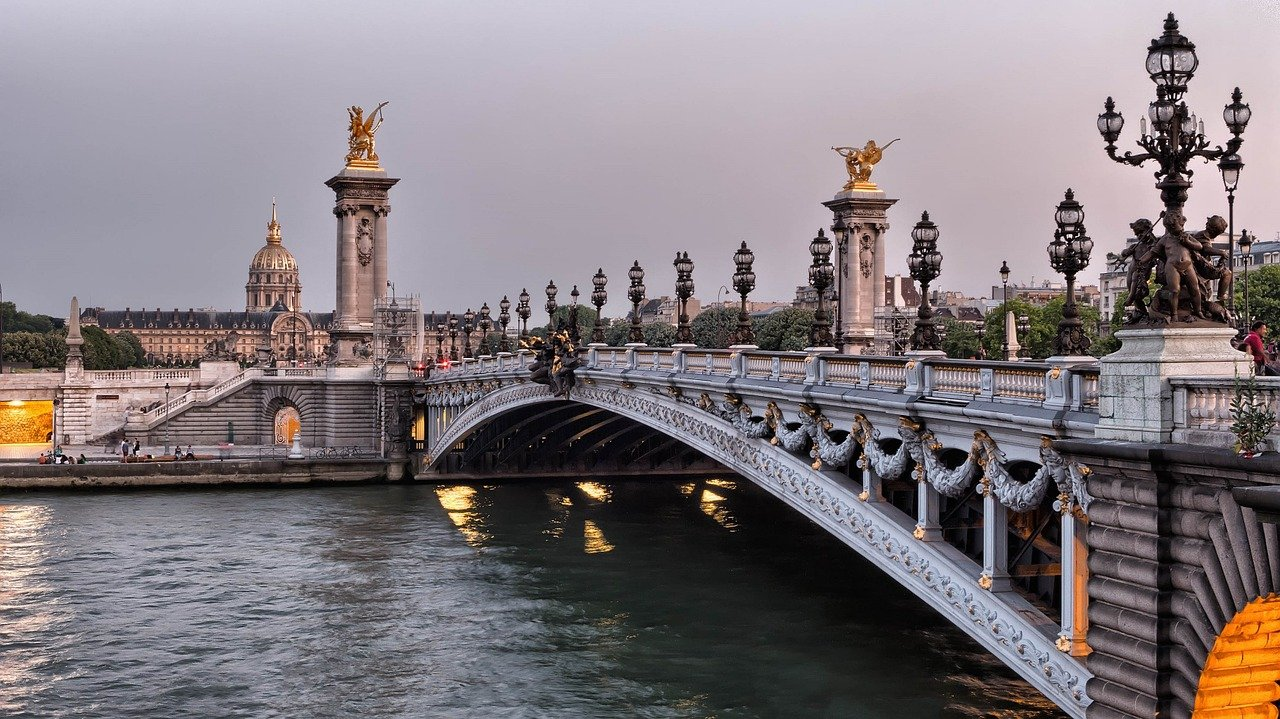 アレクサンダー三世橋