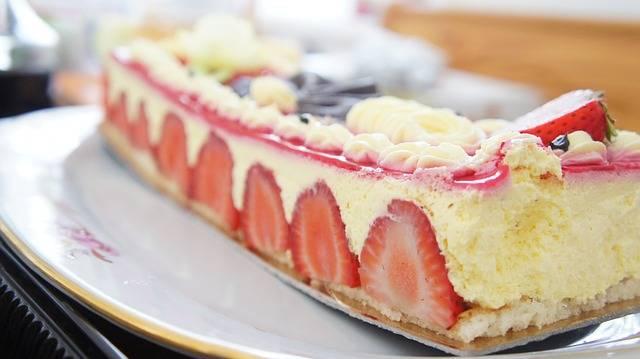 fraisier Französisches Gebäck